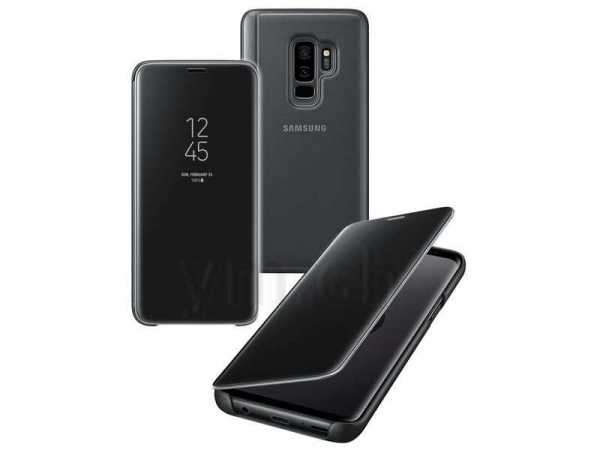 samsung galaxy s9 plus h lle samsung clear view cover. Black Bedroom Furniture Sets. Home Design Ideas