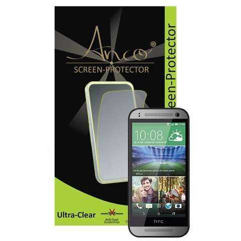 Anco Displayschutzfolie - ultra-clear - HTC One mini 2 - yourmobile.ch - 20690