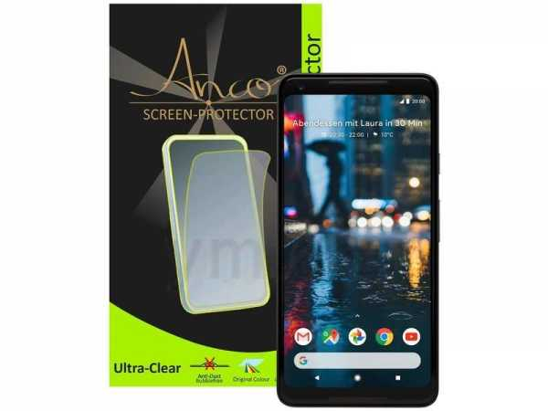 Anco Displayschutzfolie - ultra-clear - Google Pixel 2 XL Folie