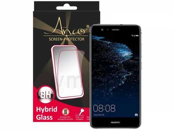 Huawei P10 Lite Schutzfolie - Tempered Glass - Härtegrad 9H - yourmobile.ch 1