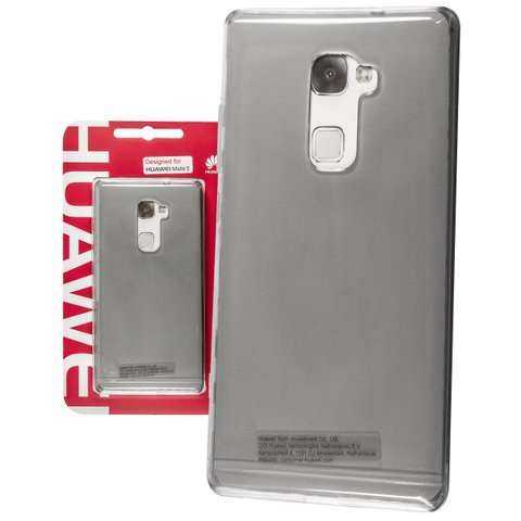 Huawei Mate S Hülle - Huawei - Protective Case - grey - yourmobile.ch - 27606