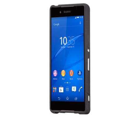 Sony Xperia Z3+ Case - Case-Mate - Tough Case - schwarz - yourmobile.ch 1