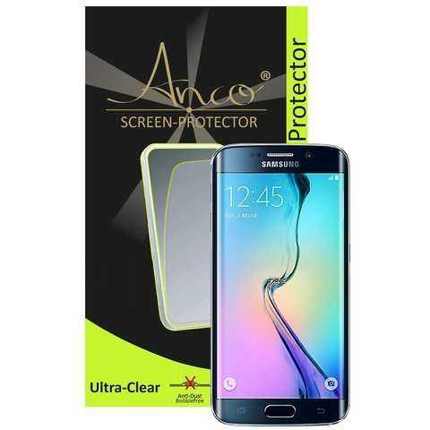 Samsung Galaxy S7 Edge Schutzfolie - Anco - Ultra-clear Displayschutz - yourmobile.ch - 29155