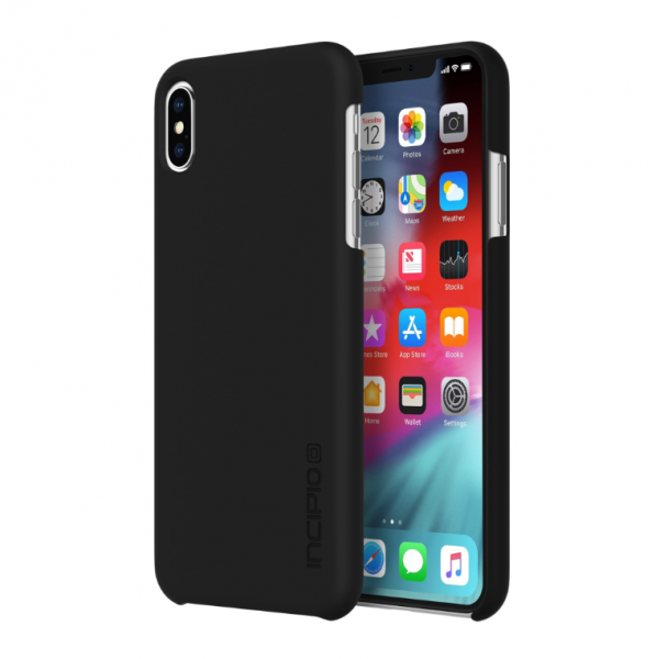 Apple iPhone XR Hülle - Incipio - Feather Case - schwarz