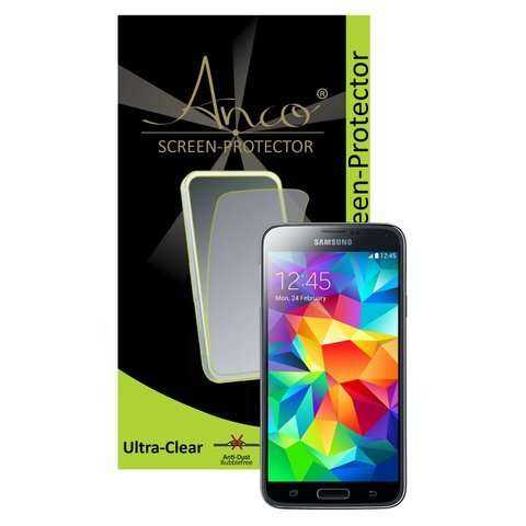 Anco Displayschutzfolie - ultra-clear - Samsung Galaxy S5 - yourmobile.ch -19462