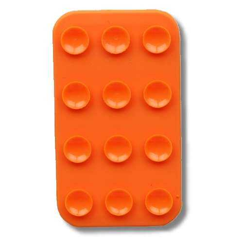 Anti-Rutschmatte Mini - universal - orange - yourmobile.ch